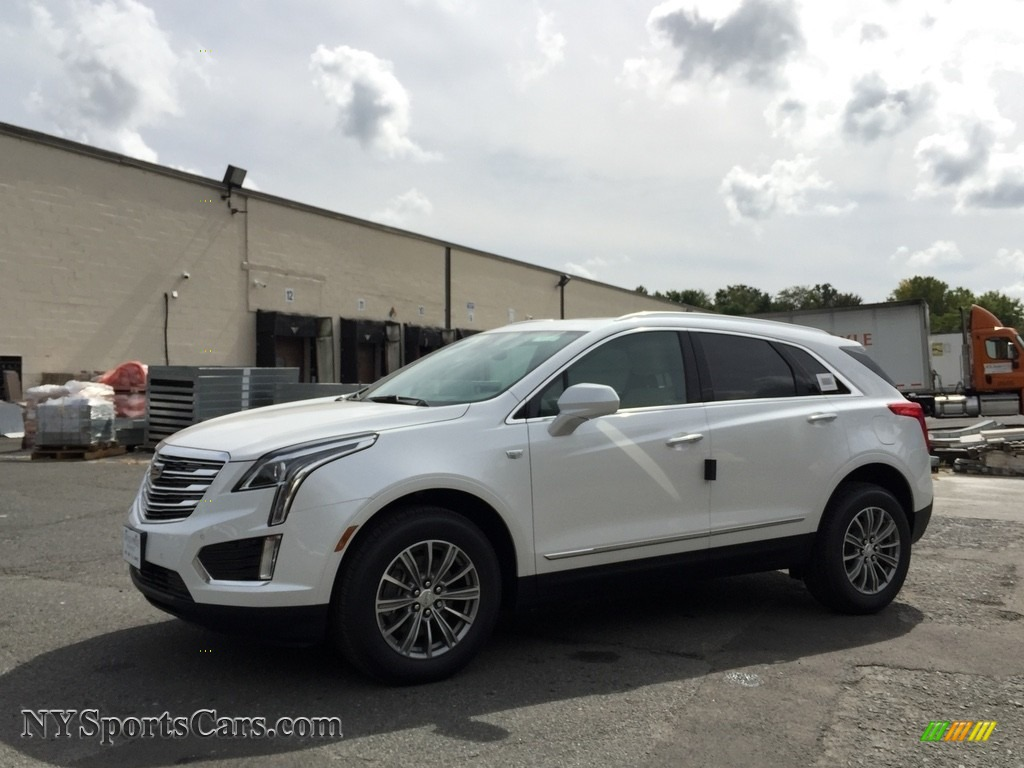 2017 cadillac xt5 luxury awd in crystal white tricoat 150068 cars for. Black Bedroom Furniture Sets. Home Design Ideas