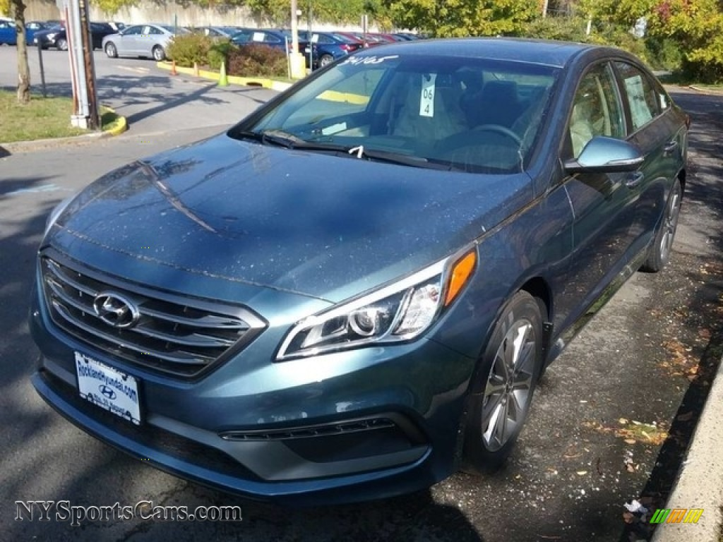 2017 Hyundai Sonata Limited in Nouveau Blue - 465842 ...