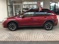Subaru XV Crosstrek 2.0i Limited Venetian Red Pearl photo #2
