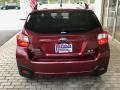 Subaru XV Crosstrek 2.0i Limited Venetian Red Pearl photo #3
