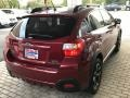 Subaru XV Crosstrek 2.0i Limited Venetian Red Pearl photo #4
