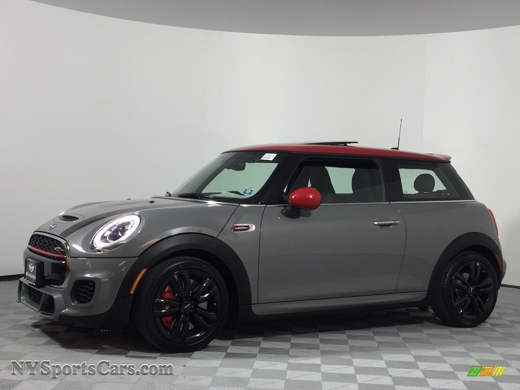 2017 Mini Hardtop John Cooperworks 2 Door In Moonwalk Grey