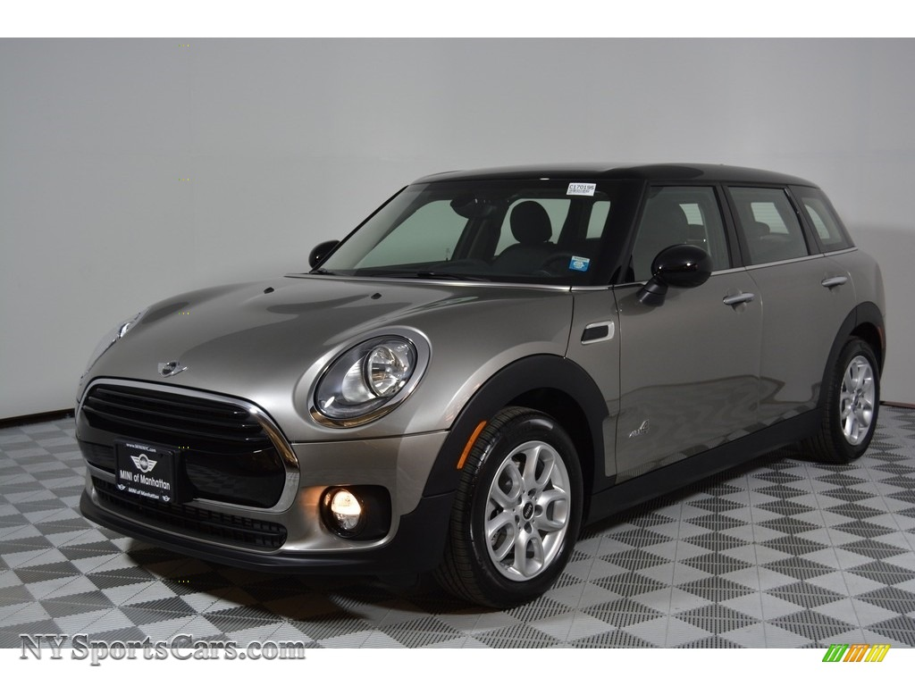 2017 Mini Clubman Cooper All4 In Melting Silver Metallic F27480