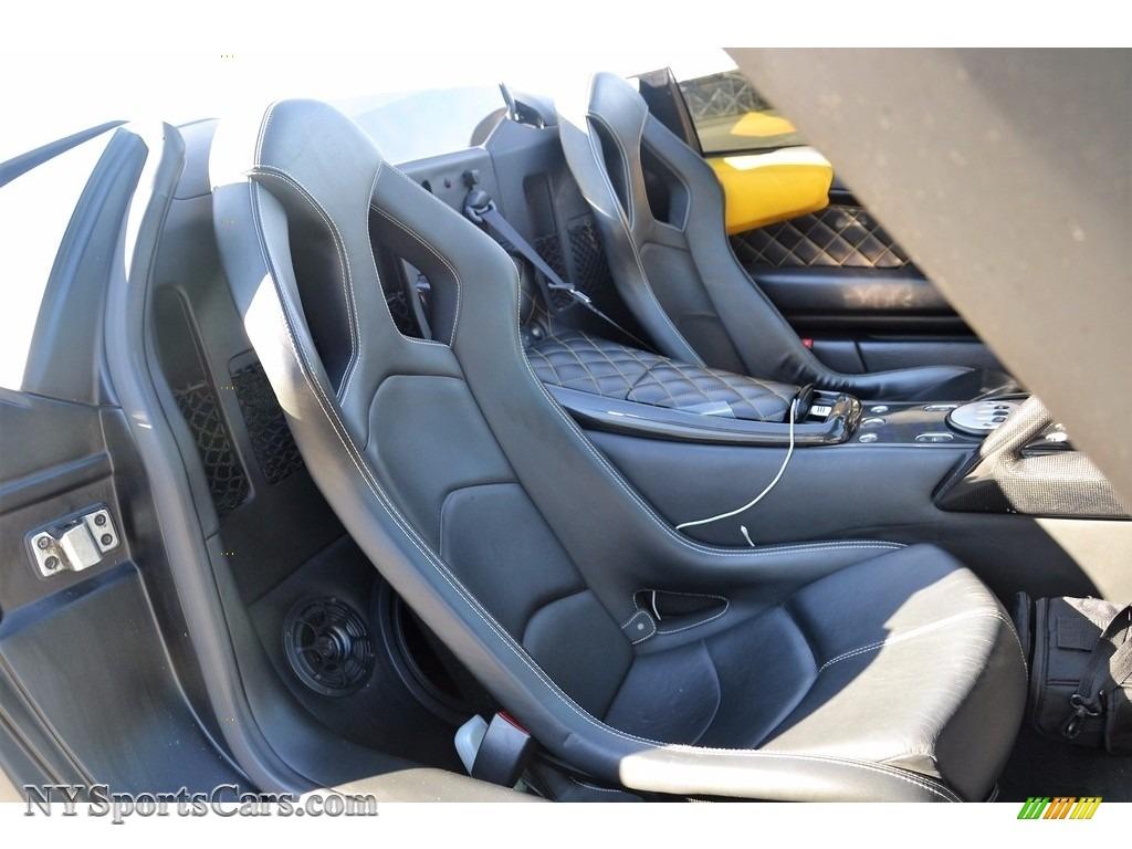 2008 Murcielago LP640 Roadster - Nero Aldebaran / Nero Perseus photo #58