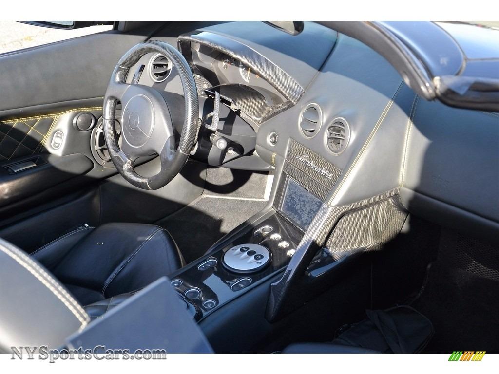 2008 Murcielago LP640 Roadster - Nero Aldebaran / Nero Perseus photo #61