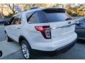 Ford Explorer XLT 4WD White Platinum photo #3