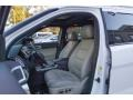 Ford Explorer XLT 4WD White Platinum photo #13