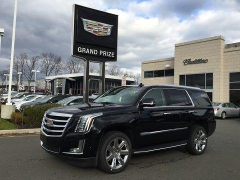 Black Raven 2017 Cadillac Escalade Luxury 4WD