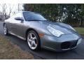 Porsche 911 Carrera 4S Coupe Seal Grey Metallic photo #8