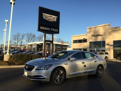 Quicksilver Metallic 2017 Buick LaCrosse Essence