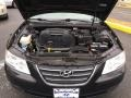 Hyundai Sonata SE V6 Ebony Black photo #28