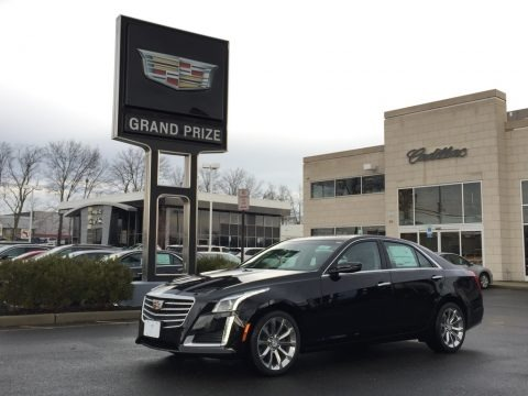 Black Raven 2017 Cadillac CTS Luxury AWD