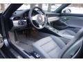 Porsche 911 Turbo Cabriolet Agate Grey Metallic photo #10