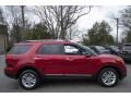 Ford Explorer XLT 4WD Ruby Red photo #9