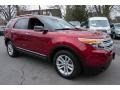Ford Explorer XLT 4WD Ruby Red photo #10