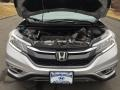 Honda CR-V EX AWD Alabaster Silver Metallic photo #28