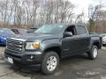GMC Canyon SLE Crew Cab 4x4 Dark Slate Metallic photo #1