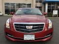 Cadillac ATS Luxury AWD Red Obsession Tintcoat photo #3