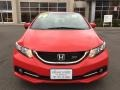Honda Civic Si Sedan Rallye Red photo #3