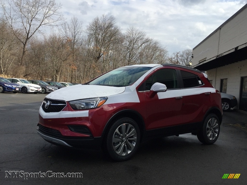 2017 Encore Preferred - Winterberry Red Metallic / Ebony photo #1