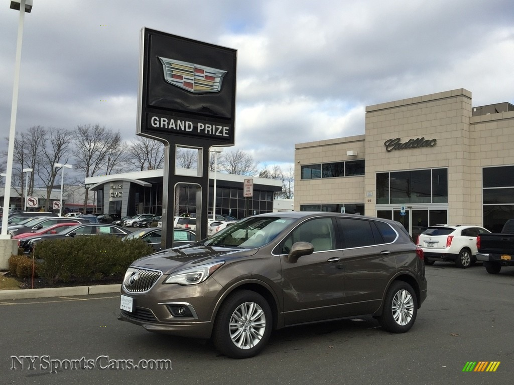 Bronze Alloy Metallic / Light Neutral Buick Envision Preferred AWD