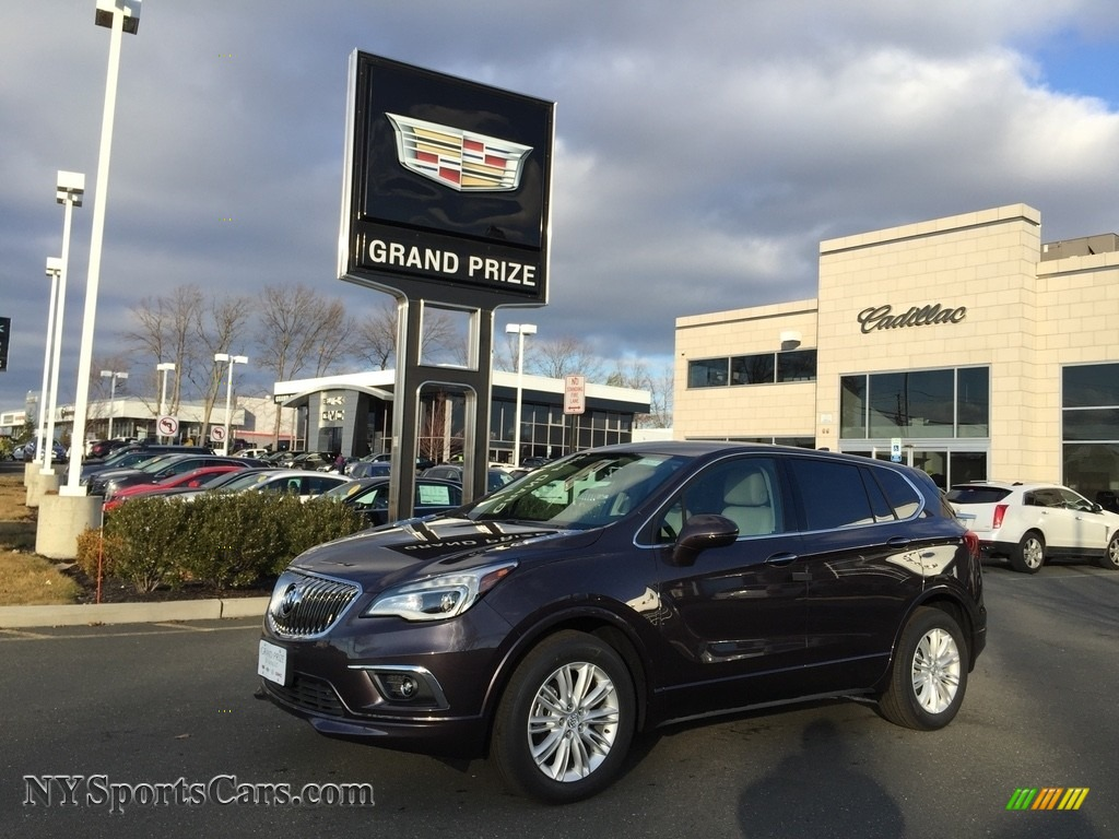 2017 buick envision preferred in midnight amythyst for Mercedes benz of nanuet 99 ny 304 nanuet ny 10954