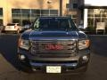 GMC Canyon SLT Crew Cab 4x4 Cyber Gray Metallic photo #2