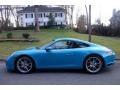 Porsche 911 Carrera 4 Coupe Miami Blue photo #4