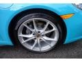 Porsche 911 Carrera 4 Coupe Miami Blue photo #10