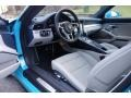 Porsche 911 Carrera 4 Coupe Miami Blue photo #14