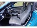 Porsche 911 Carrera 4 Coupe Miami Blue photo #16