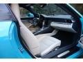 Porsche 911 Carrera 4 Coupe Miami Blue photo #17