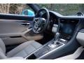 Porsche 911 Carrera 4 Coupe Miami Blue photo #21