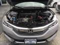 Honda Accord Sport Sedan Lunar Silver Metallic photo #29