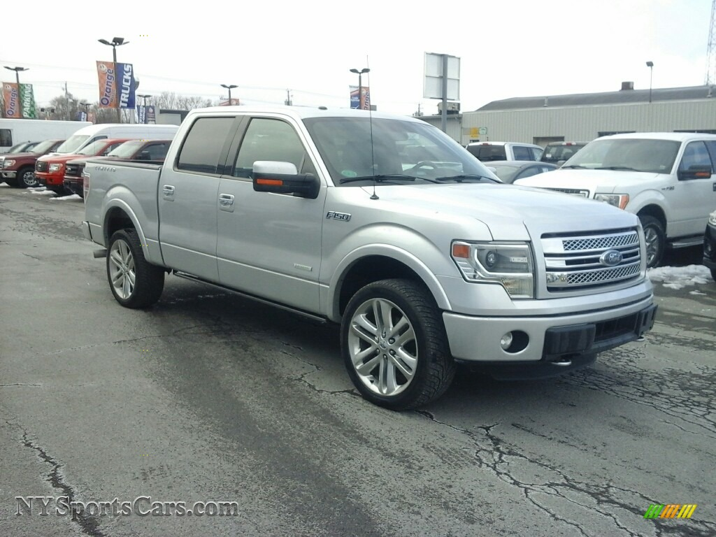 2014 ford f150 limited supercrew 4x4 in ingot silver a40382 cars for sale. Black Bedroom Furniture Sets. Home Design Ideas