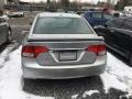 Honda Civic Si Sedan Alabaster Silver Metallic photo #5