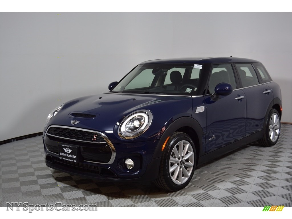 2017 Mini Clubman Cooper S All4 In Lapisluxury Blue
