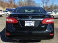 Nissan Sentra S Super Black photo #5