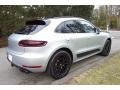 Porsche Macan GTS Rhodium Silver Metallic photo #6