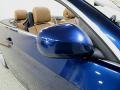 BMW 3 Series 328i Convertible Deep Sea Blue Metallic photo #10