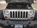 Jeep Wrangler Unlimited Sport 4x4 Bright Silver Metallic photo #27