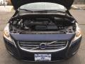 Volvo S60 T5 Caspian Blue Metallic photo #23