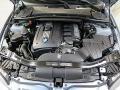 BMW 3 Series 328i Convertible Liquid Blue Metallic photo #26
