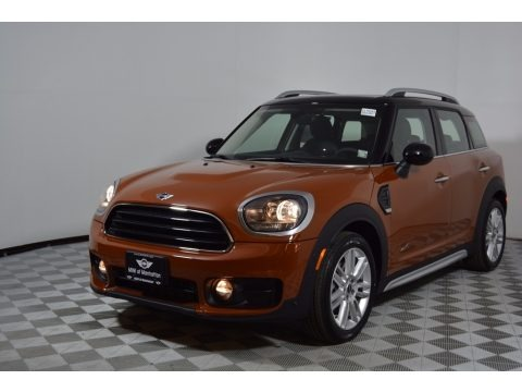 Chestnut 2017 Mini Countryman Cooper ALL4