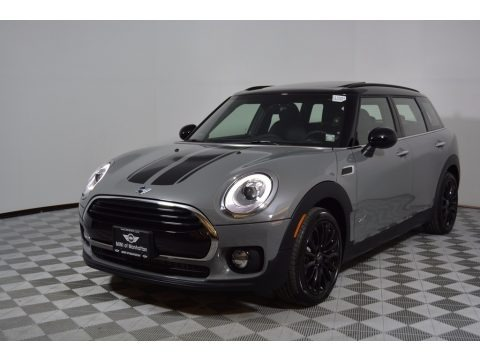 Moonwalk Grey Metallic 2017 Mini Clubman Cooper ALL4