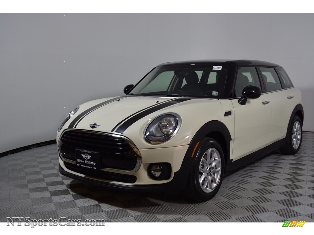 Pepper White / Carbon Black Mini Clubman Cooper