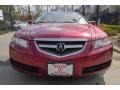 Acura TL 3.2 Redondo Red Pearl photo #2