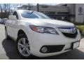 Acura RDX Technology AWD White Diamond Pearl photo #1