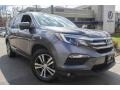 Honda Pilot EX-L AWD Modern Steel Metallic photo #1