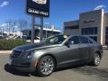 Cadillac ATS Luxury AWD Phantom Gray Metallic photo #2